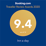 score from booking.com